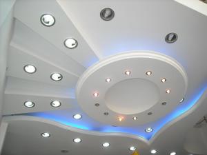 монтаж натяжных потолков Тюмень